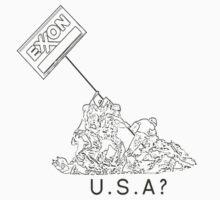 U.S.A? by cykuck