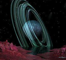 Dimension's Tidal Pool by Sazzart