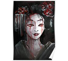 Geisha in Blood: The unwiling Concubine Poster