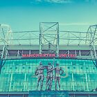 The United Trinity, Old Trafford by RED DAVID