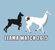 Llama Watch 2015 by Jeremy Kohrs