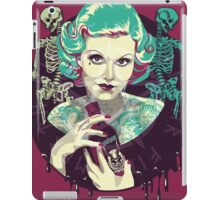 Poisoned Plum iPad Case/Skin