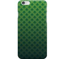 Green Scales iPhone Case/Skin