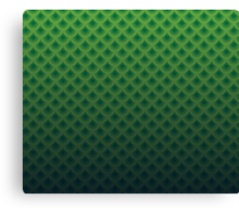 Green Scales Canvas Print