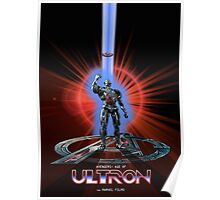 Avengers: Age of ULTRON (TRON Poster) Poster