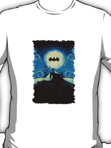 Starry Knight Gotham City T-Shirt