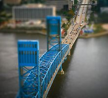 Main Street Bridge by David Gano