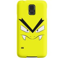 Electabuzz face Samsung Galaxy Case/Skin