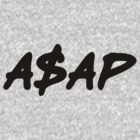 ASAP Always Strive And Prosper | A$AP Clothing by FreshThreadShop