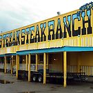 The Big Texan Texas by Paul Butler