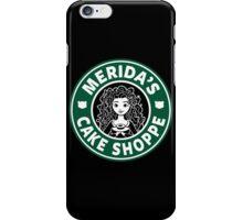 Merida's Cake Shoppe iPhone Case/Skin