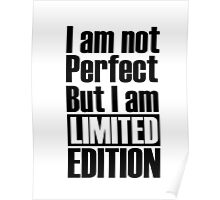 Im Not Perfect  Poster