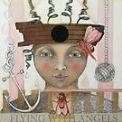 "Flying With Angels"" by stephanie clifton"
