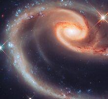 Spiral Galaxy   The Universe by Sir Douglas Fresh by SirDouglasFresh