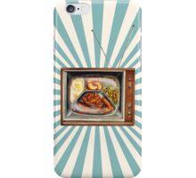 TV Dinner iPhone Case/Skin