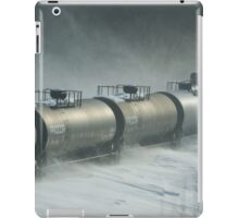 Trains have come to a hault.... iPad Case/Skin