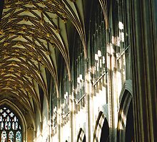St Mary Redcliffe, Bristol, UK by Jan Stead JEMproductions