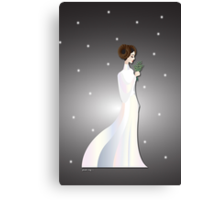 Aries - Princess Leia  Canvas Print