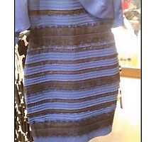 Black and Blue? White and Gold? by 5317