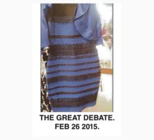 Black and Blue? White and Gold? Kids Clothes