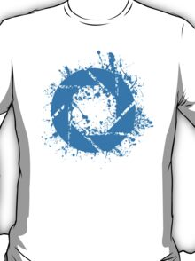 Portal Aperture Science Splatter Logo T-Shirt