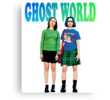 Ghost World Canvas Print
