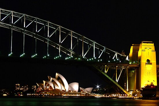 Sydney Icons by Penelope Thomas