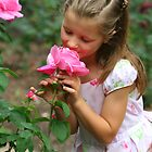 Stop & Smell the Roses by Jeff D Photography