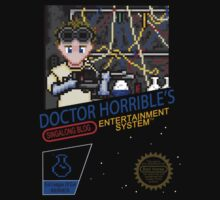 NINTENDO: NES DOCTOR HORRIBLE  by Joshua holt