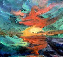 Landscape B1 by Nurhilal Harsa