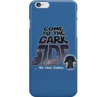 We have cookies Dark Side Family Guy iPhone Case/Skin
