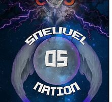 Sneuvel nation moon owl. by SneuvelNation