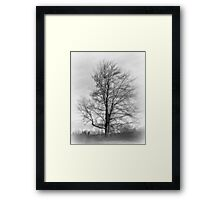 Bare Naked Framed Print