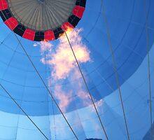 Hot air balloon by Klaus Offermann