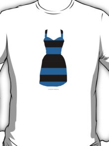 The Dress is Blue and Black Internet Meme T-Shirt