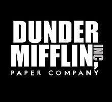 Dunder Mifflin Paper Company INC by BevsandBecka