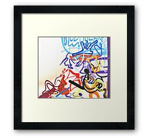Abstract #19 Framed Print
