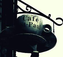 Cafe St-Paul by Caroline Fournier