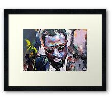 Thelonious Monk Framed Print