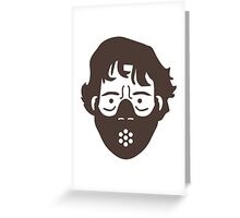 Hannibal - Will Graham Masked Greeting Card