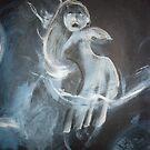 Lady amongst the smoke by jaycee