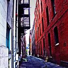 Dark Alley - Orton Series by Tamara Valjean
