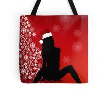 Sexy Christmas Tote Bag