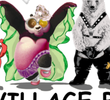 The village bears Sticker