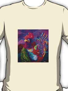 Rooster on the Horizon T-Shirt