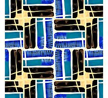 Abstract Pattern Photographic Print