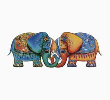 Littlest Elephant Love Links by Karin  Taylor