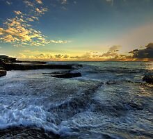 Step this Way - Maroubra, NSW by Malcolm Katon