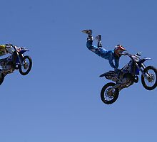 Team Yamaha FMX by amjohnsonphoto
