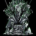 Throne of Games - You Win Or You Die - V2 by Gilles Bone